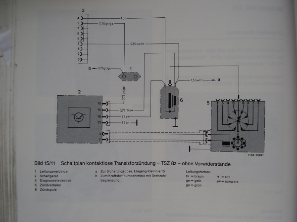 K-Jetronic Beschreibung – Wiki zur Mercedes Baureihe W126
